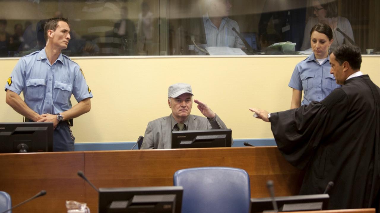 Прокуроры в Гааге требуют для Младича пожизненного срока