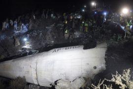 В Пакистане разбился пассажирский самолёт, выживших нет