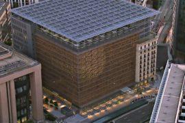 Жители ЕС удивились стоимости нового здания Евросовета