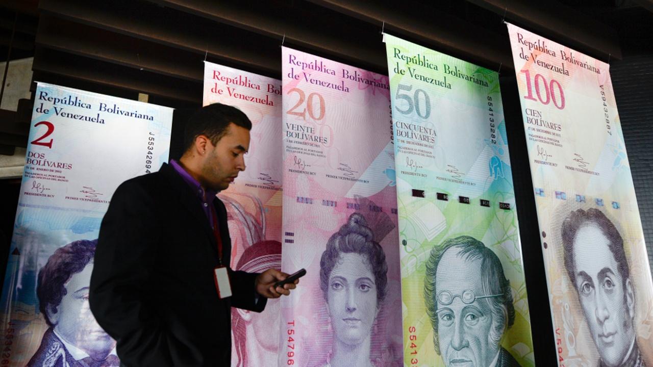 В Венесуэле выпустят боливары более высокого номинала