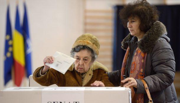 ВРумынии стартовали выборы впарламент