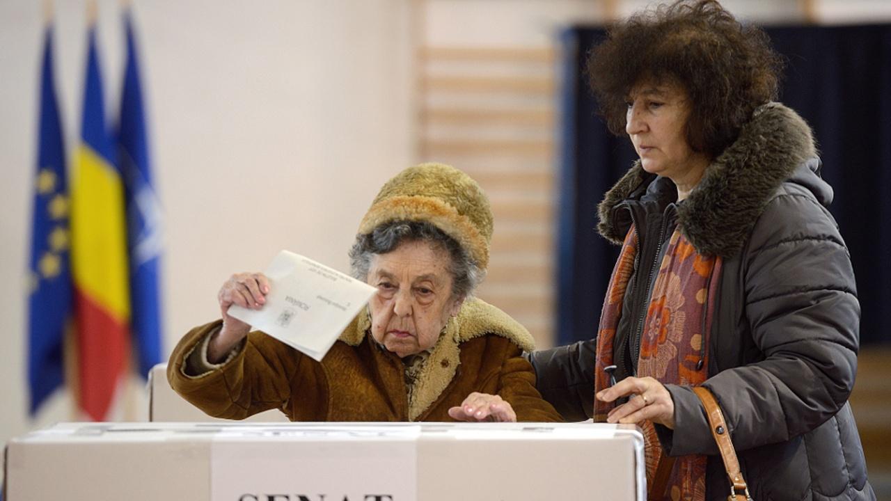 В Румынии и Македонии прошли парламентские выборы