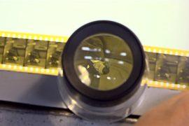 Итальянская лаборатория восстанавливает старые фильмы