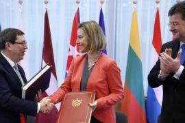 ЕС и Куба подписали политическое соглашение