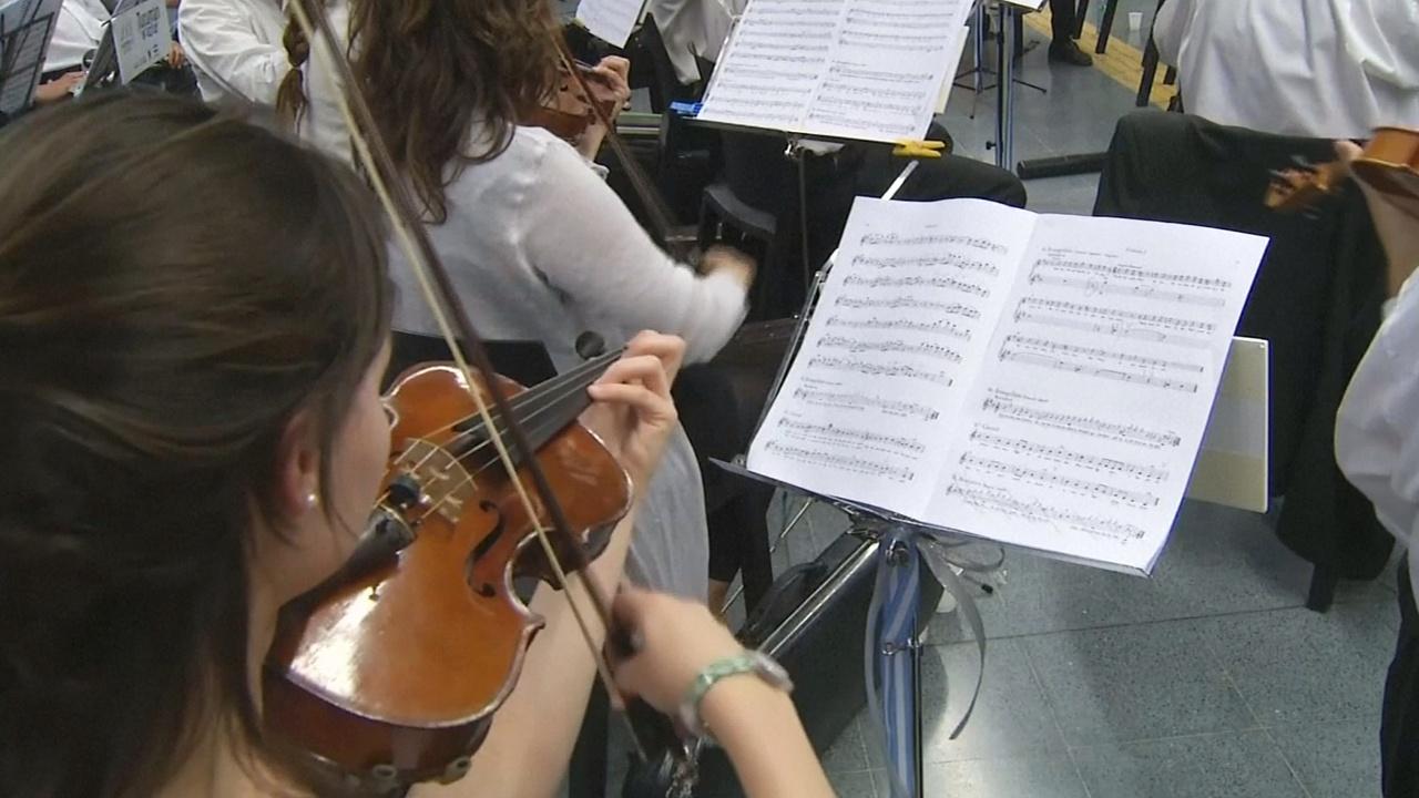 В метро Буэнос-Айреса исполняют классическую музыку