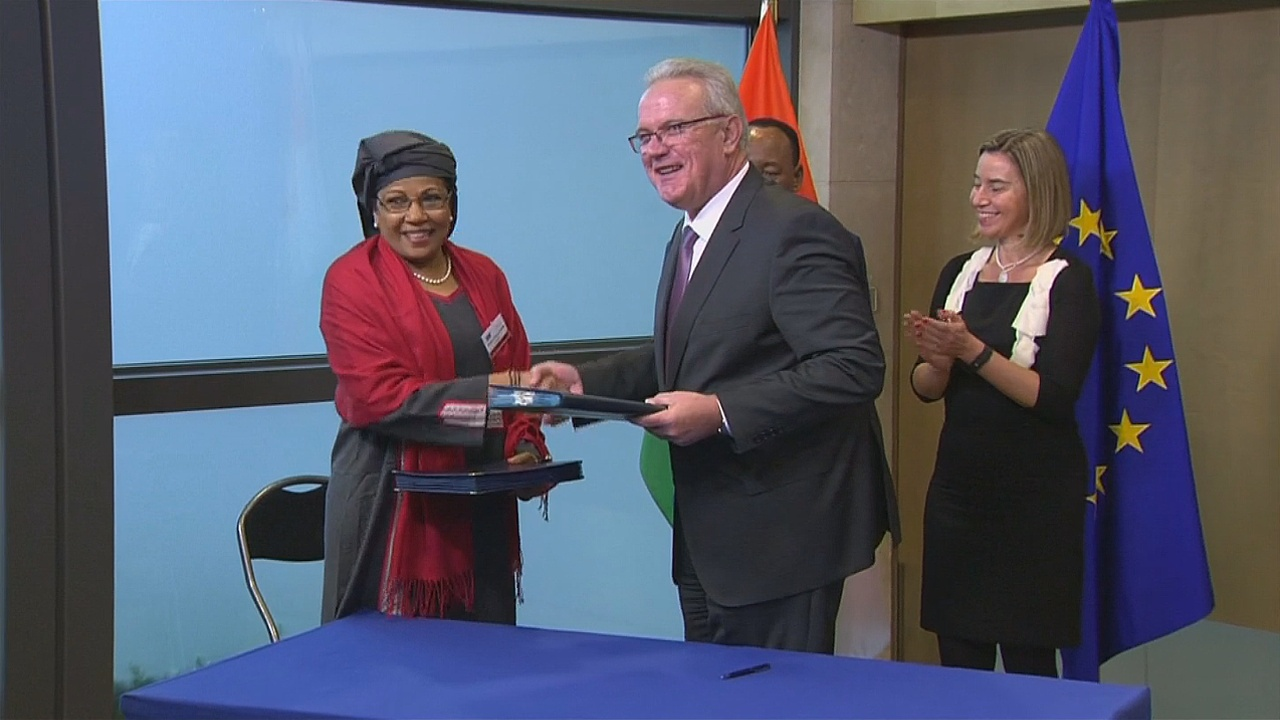 ЕС выделил Нигеру 610 млн евро на сдерживание потока мигрантов