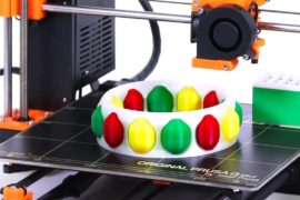 Чехи выпустили 3D-принтер, печатающий в четырёх цветах
