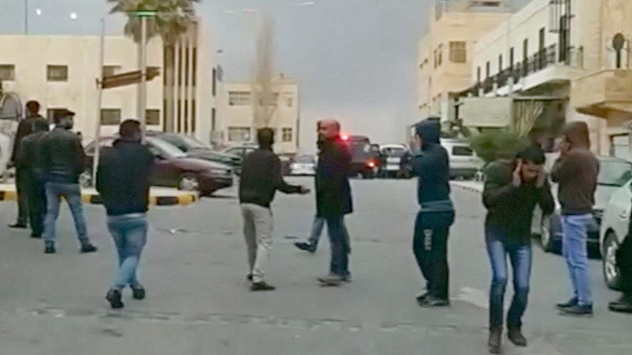 Иордания: захваченный боевиками замок взят штурмом