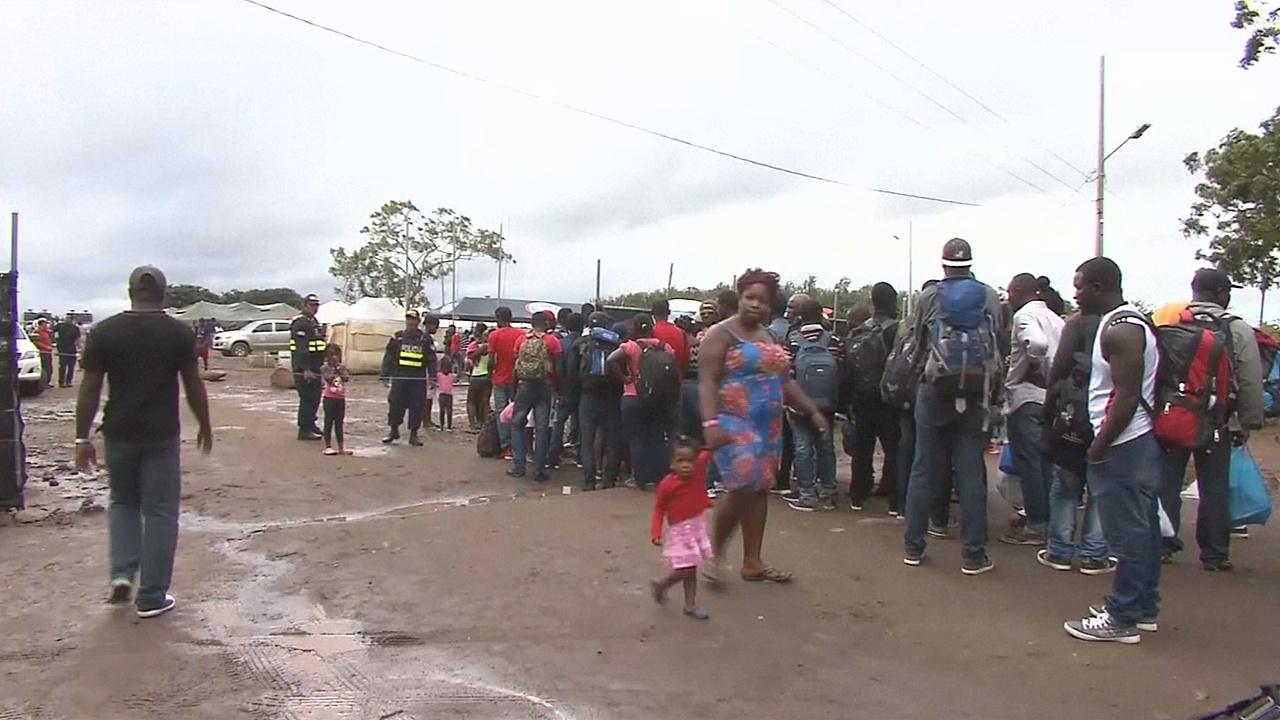 Трудности гаитянских мигрантов в Коста-Рике