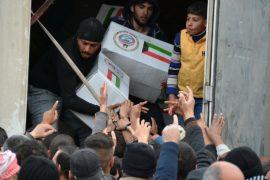 Ирак: гумпомощь для Мосула и тушение нефтескважин
