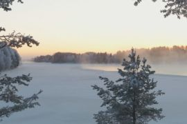 Лапландия ждёт рекордного числа туристов