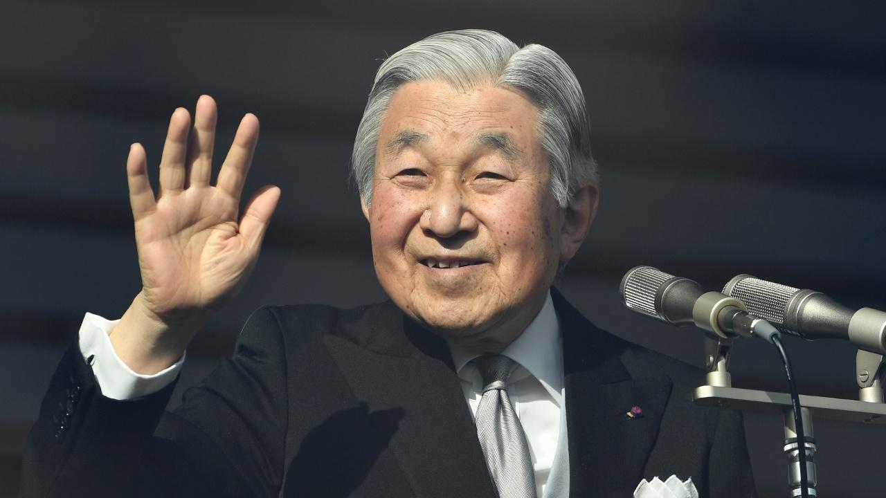 Японский император Акихито празднует 83-й день рождения