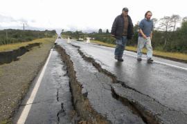 В Чили произошло землетрясение силой 7,6 балла
