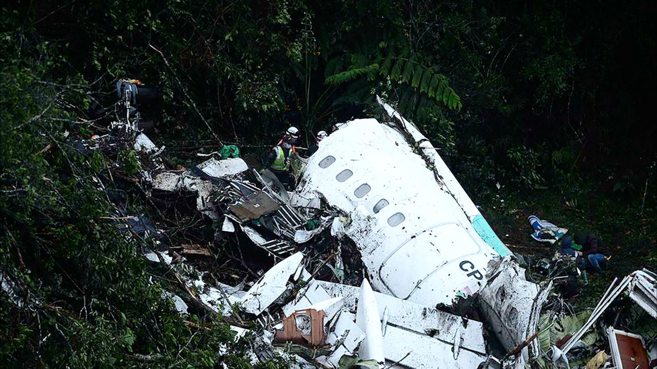 Самолёт с игроками «Шапекоэнсе» разбился по вине пилота