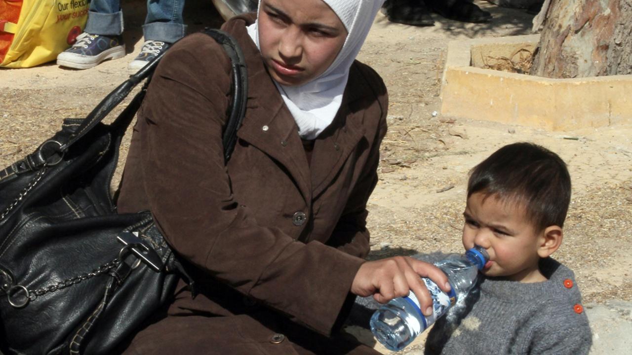 Сирийская армия отвоёвывает источники воды для Дамаска