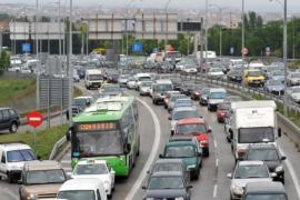 Мадрид ограничивает движение транспорта из-за грязного воздуха
