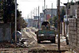 Наступление на позиции ИГИЛ в Мосуле возобновилось