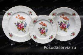 Наборы посуды и тарелок как часть каждого дома