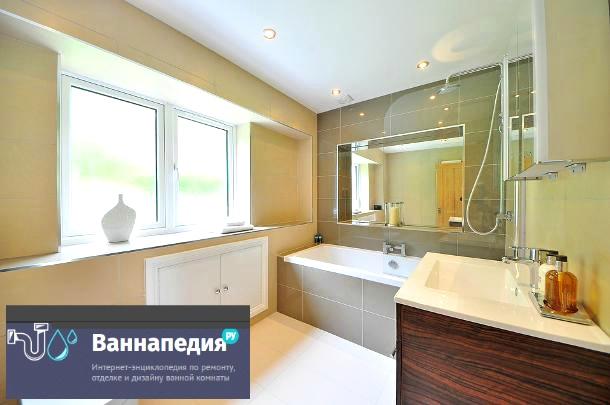 Ценные советы по оборудованию ванной комнаты