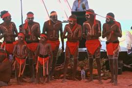 Язык австралийских аборигенов преподают в университете