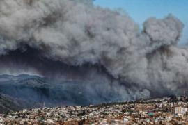 Чилийский Вальпараисо в огне: сгорело не менее 100 домов