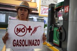 Мексика: протесты против повышения цен на бензин