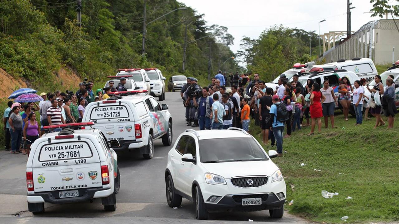Тюремный бунт в Бразилии: около 60 погибших