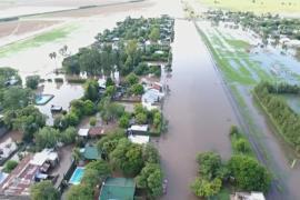 Сильный шторм обрушился на Аргентину и Уругвай