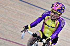 105-летний француз установил рекорд на велотреке