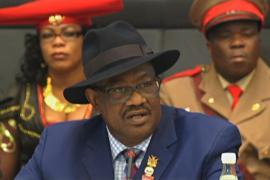 Намибийские племена подали в суд на Германию