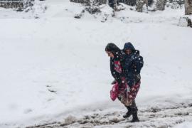 Не менее 25 человек погибли в Европе из-за морозов