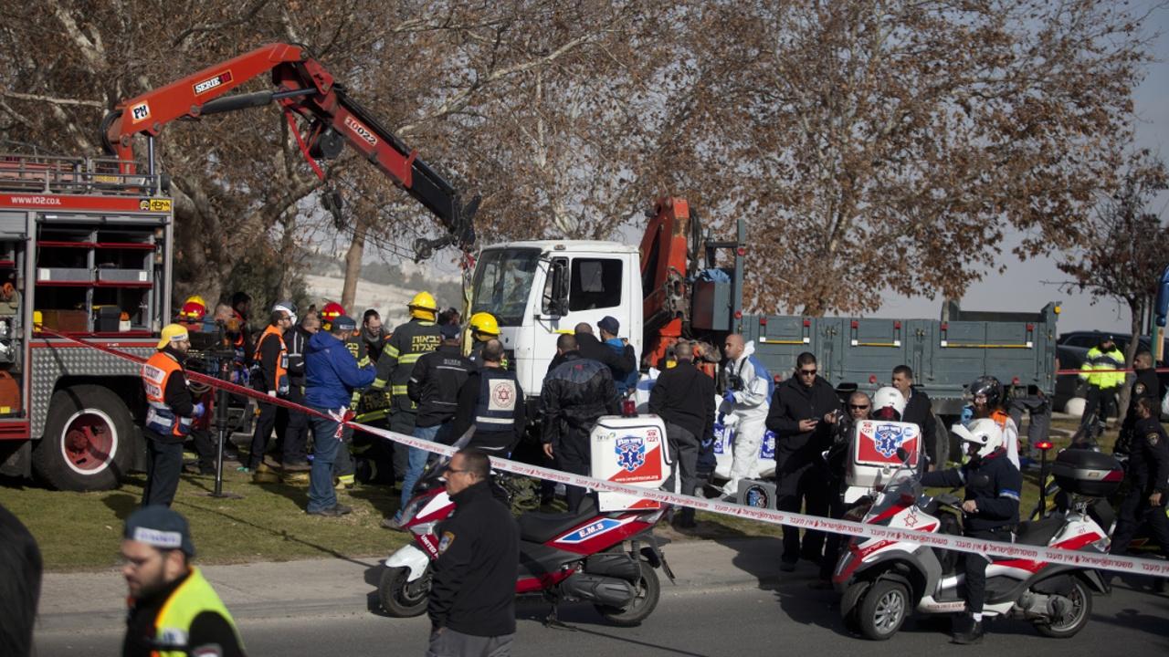 Теракт в Израиле: четверо погибших