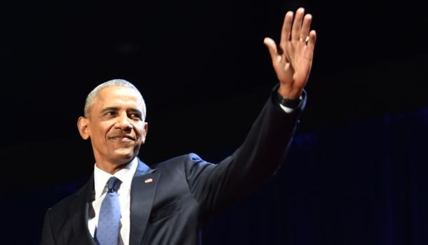 Обама выступил перед гражданами США спрощальной речью