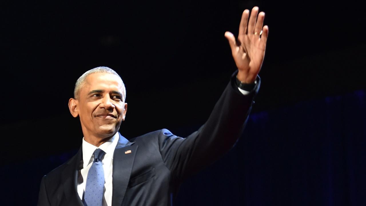 Барак Обама попрощался с нацией