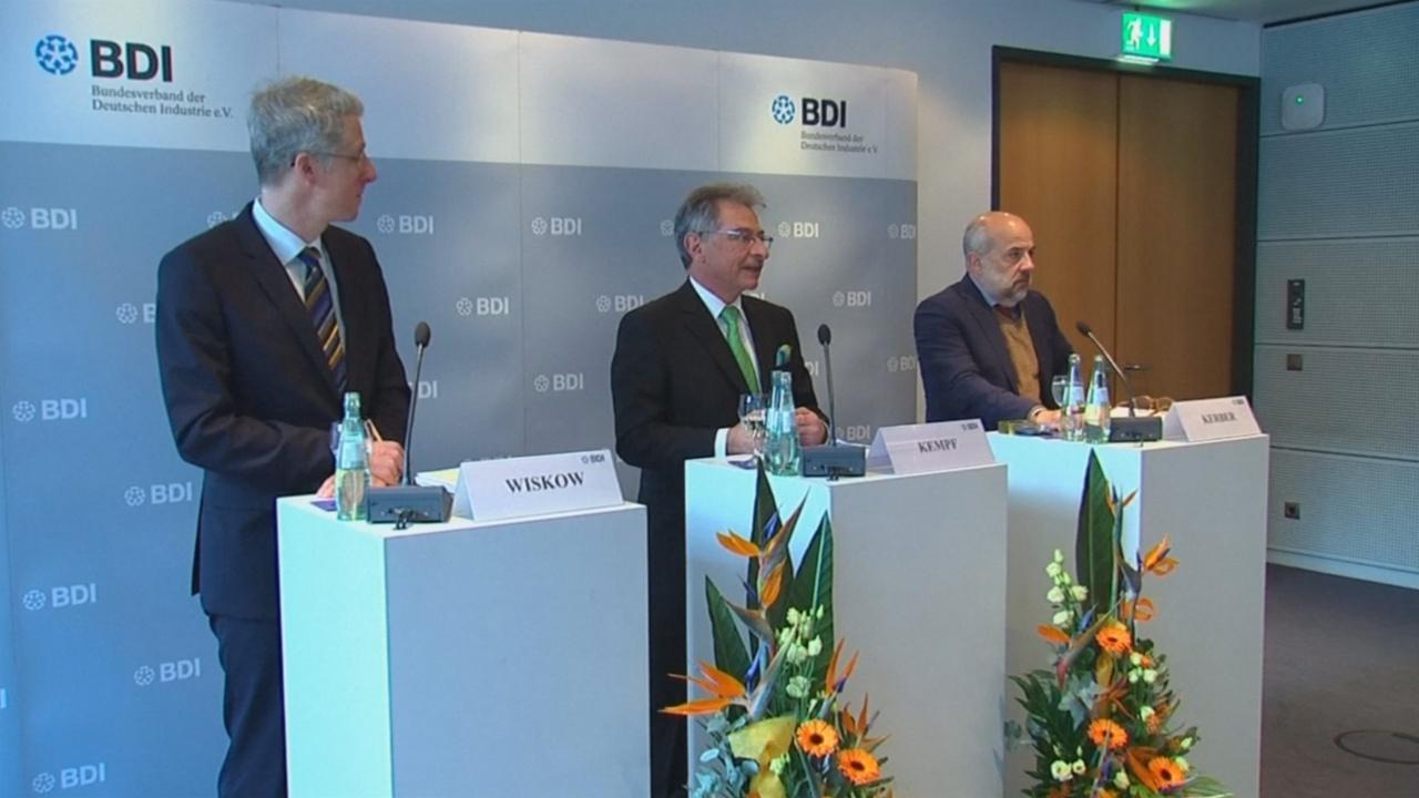 Ассоциация BDI спрогнозировала темпы роста немецкой экономики
