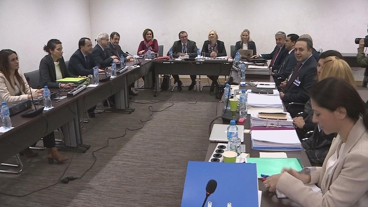 ООН: переговоры по Кипру идут по плану, но работы много