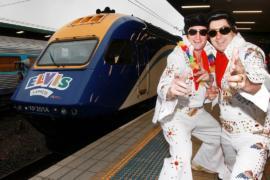 Фестиваль Элвиса Пресли проходит в Австралии