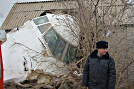 Авиакатастрофа в Кыргызстане: погибли 37 человек