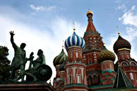Зарубежные туристы стали охотнее приезжать в Москву