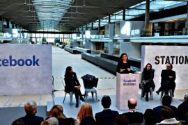 Facebook откроет центр помощи стартапам в Париже