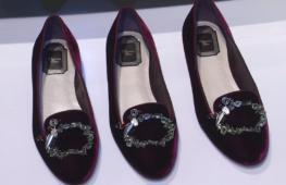 Бархат — тренд сезона в бутиках Голливуда