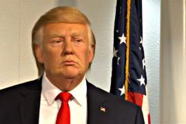 Воскового Трампа представили в Музее мадам Тюссо