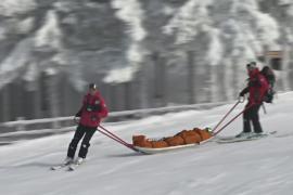 Горные спасатели: «Быстрое реагирование критически важно»