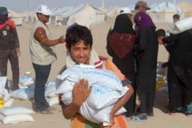 Германия пообещала выделить 1,2 млрд евро на гуманитарную помощь