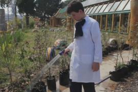 Экошкола в Уругвае: дети учатся жить в гармонии с природой