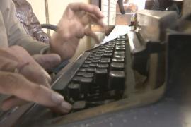 Индия: эра пишущих машинок завершается