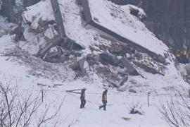 Поисковая операция в горах Италии завершена