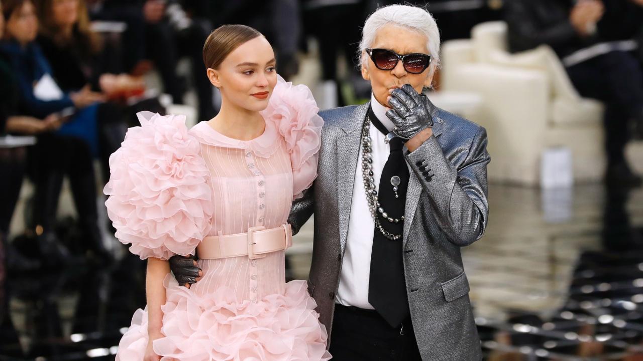 Неделя высокой моды в Париже: Valentino и Chanel