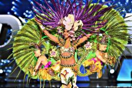 В Маниле проходит конкурс Мисс Вселенная
