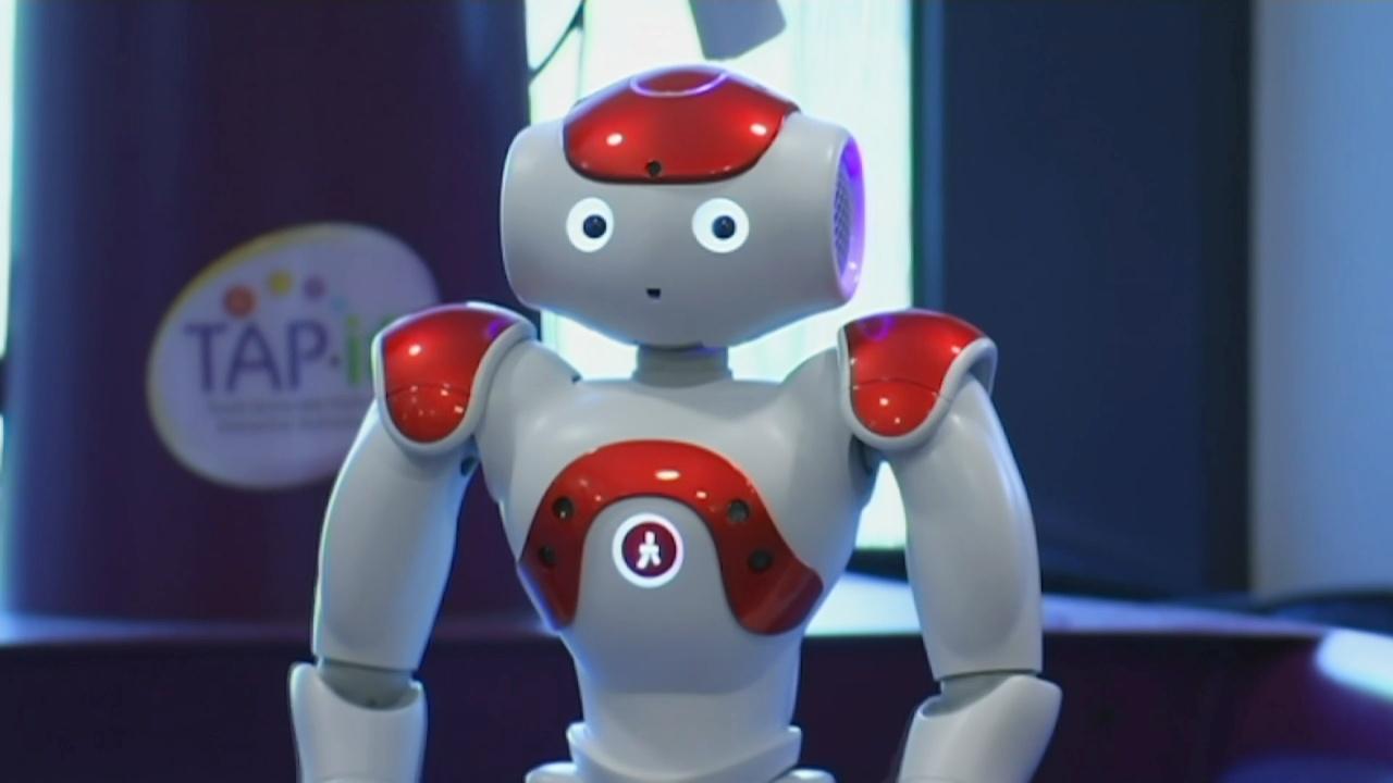 Роботы приобщают детей к высоким технологиям